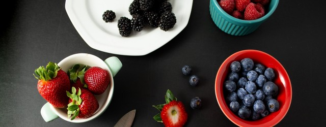 Fruits rouges et baies
