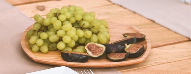 Raisins et figues