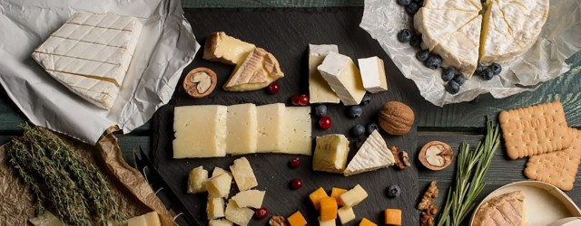 Fromages à déguster