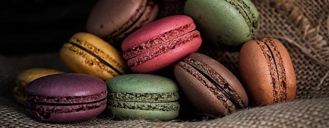 Macarons sucrés