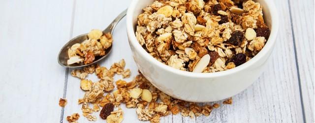 Céréales et granolas