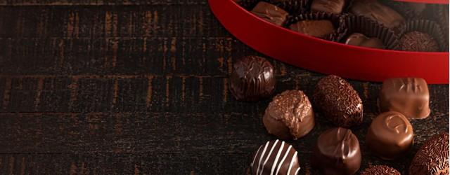 Bonbons chocolat