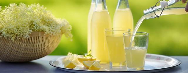 Limonades, limes et tonics