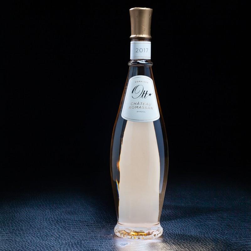 Bandol Rosé Château Romassan 2019 Domaine Ott  75cl  Provence